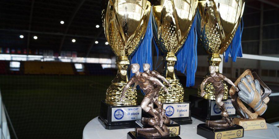 BFA Cup 2020 teams