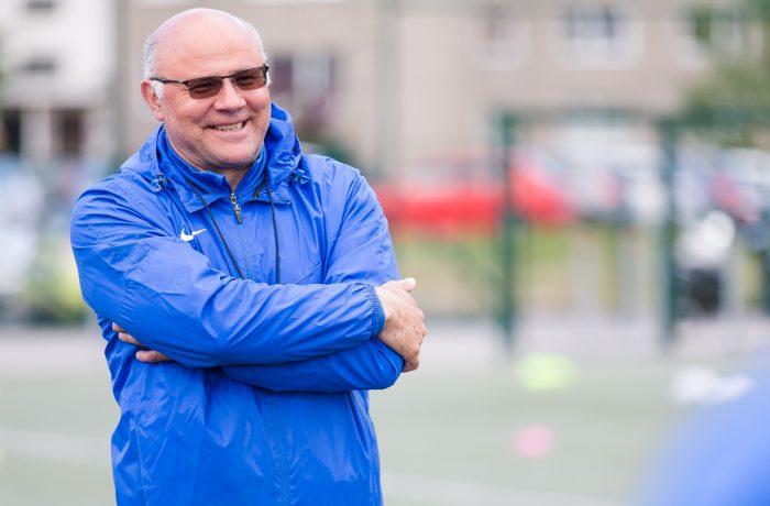 """BFA vyr. treneris I. Švabovičius: """"Perrašėme akademijos istoriją"""""""