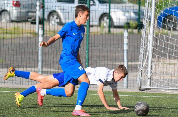 Elitinėje jaunių lygoje BFA žaidėjai negailėjo įvarčių