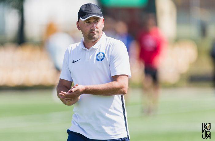 """BFA treneris A. Chatkevičius: """"Didžiuojuosi tuo, ką sugebėjome pasiekti"""""""